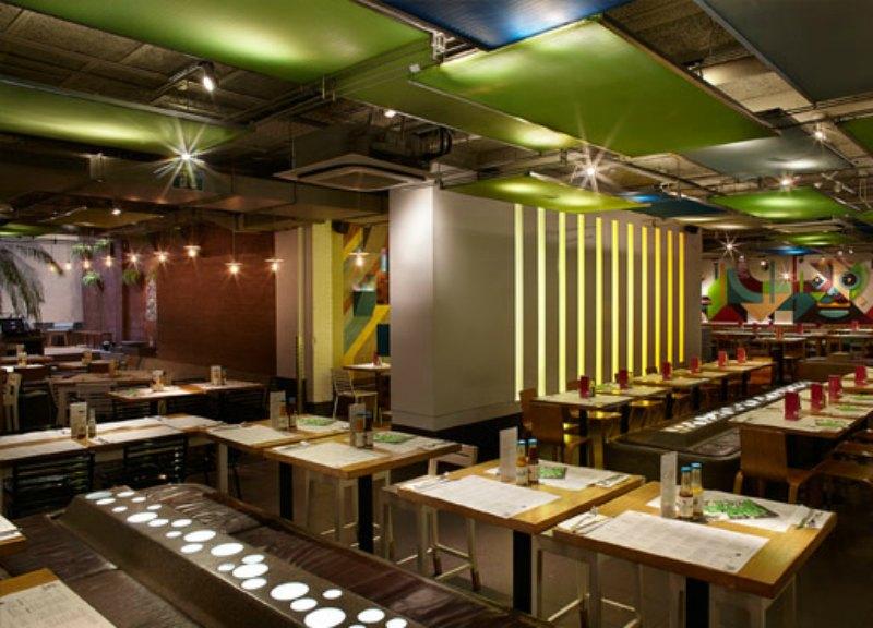 Restaurants near London's opera, Wahaca, Covent Garden