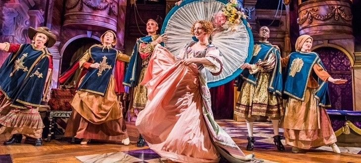 Nell Gwynn, Globe, London events in May, theatre