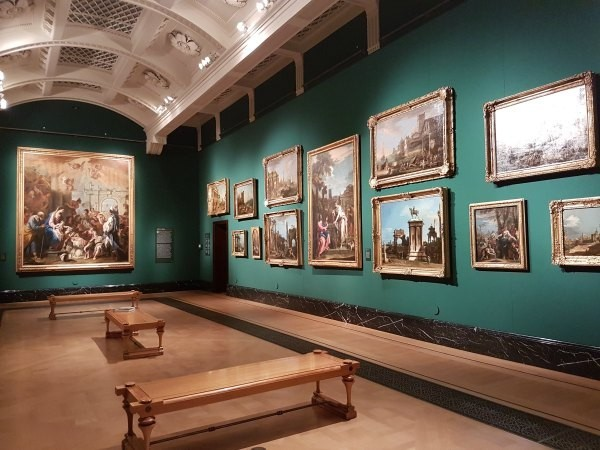 Canaletto, The Art of Venice, Queen's Gallery, Buckingham Palace, London