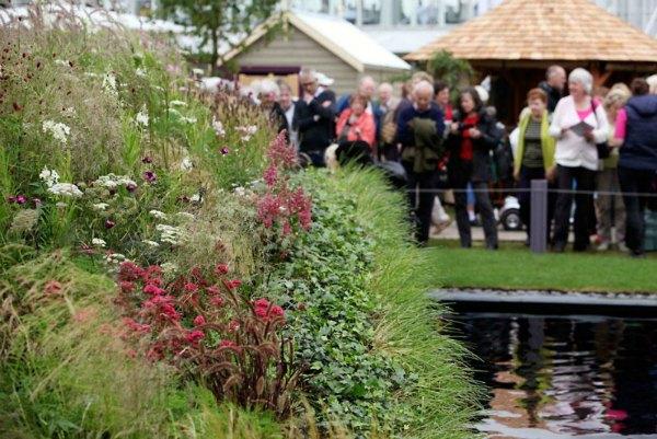 Summer in London, London Season,, Hampton Court Flower Show, Flower Show