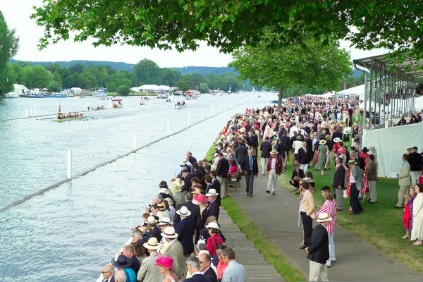 Summer in London, London Season, Henley Royal Regatta