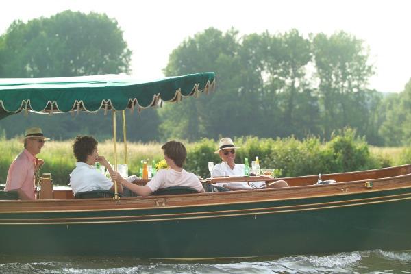Summer in London, London Season, Henley Royal Regatta