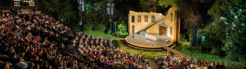 Summer in London, London Season, Regent's Park, Open Air Theatre