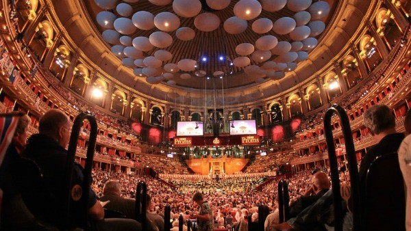 Summer in London, London Season, Proms, Last Night of the Proms, Royal Albert Hall