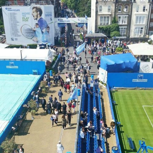 Summer in London, London Season, tennis, Queen's Club Championships