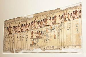 Belzoni, Soane museum, sarcophogus