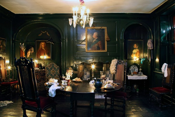 London's best house museums, small museums London, unusual museums, London history, Dennis Severs