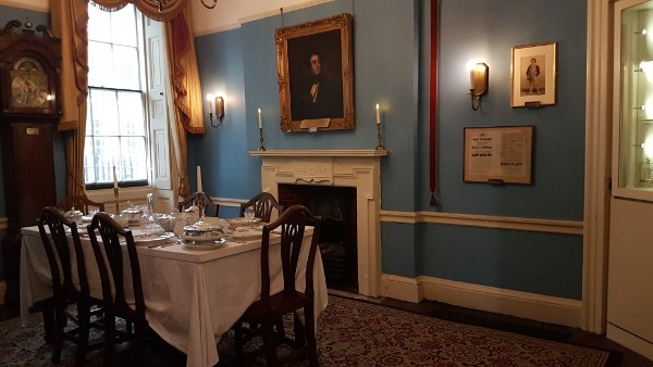 London's best house museums, small museums London, unusual museums, London history, Victorians, Charles Dickens house