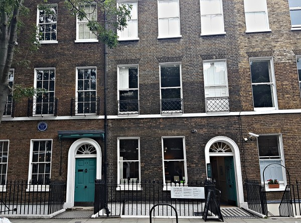 London's best house museums, small museums London, unusual museums, Dickens Museum