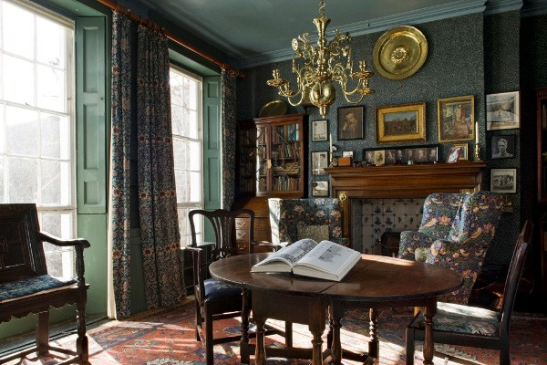 London's best house museums, unusual museums, London history, Arts and Crafts, William Morris, Emery Walker, Hammersmith