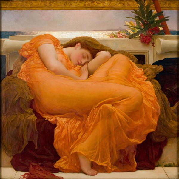 London's best house museums, small museums London, Victorians, London history, Leighton, Holland Park, Flaming June