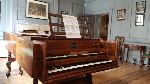 London's best house museums, small museums London, Handel