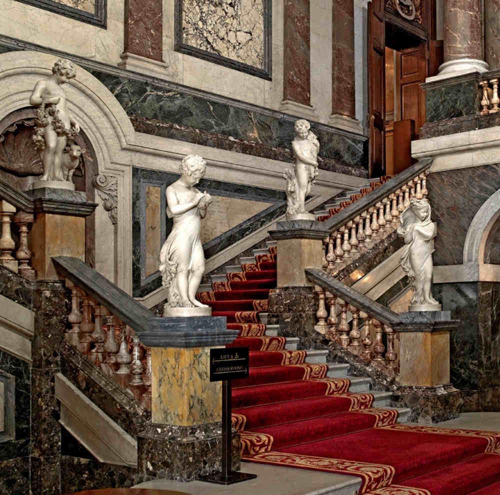 Princess Diana, Goldsmith Hall