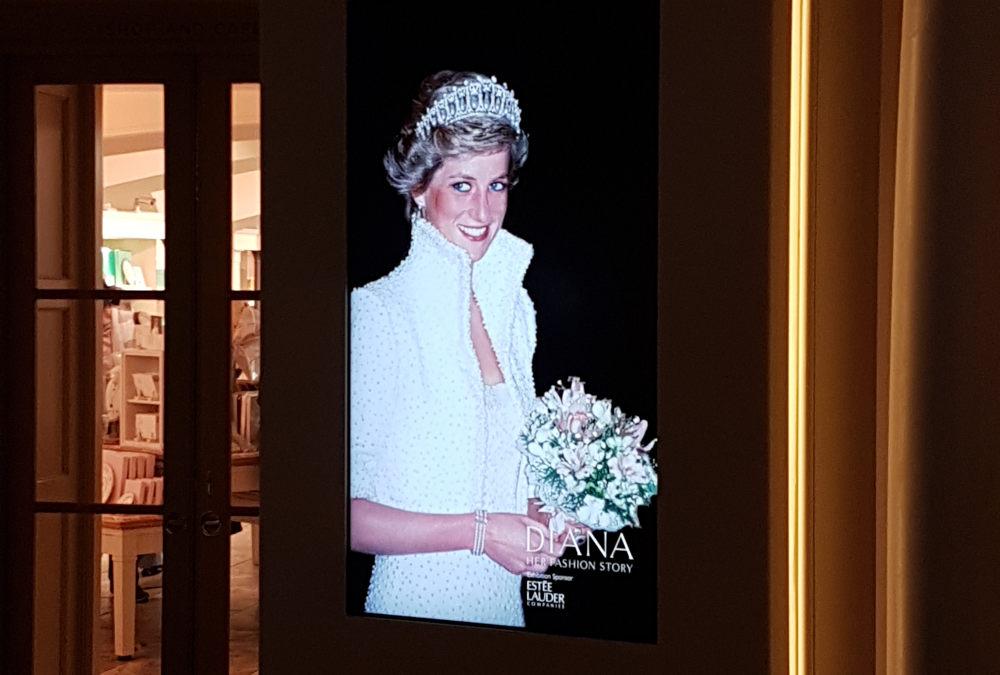 Diana favourite designer
