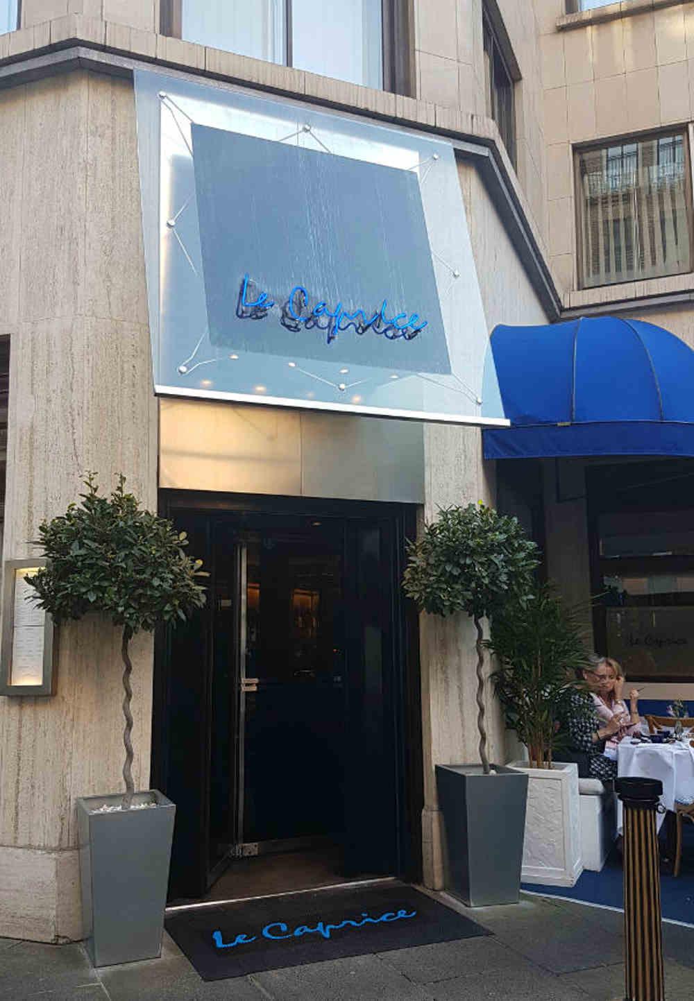 Princess Diana favourite restaurants