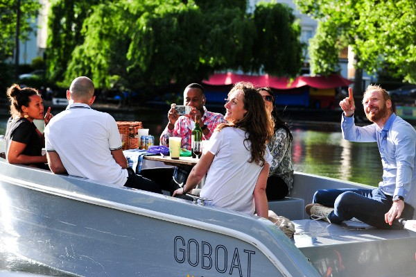 Things to do in London in September, London events, What's on in September, GoBoat