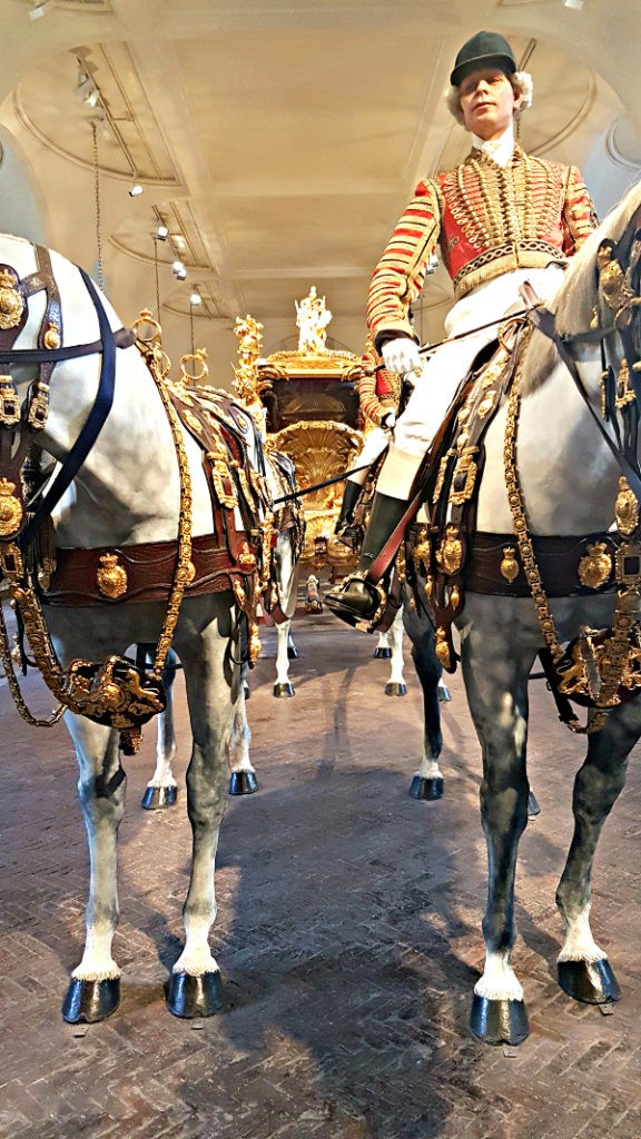 Royal Mews, Buckingham Palace