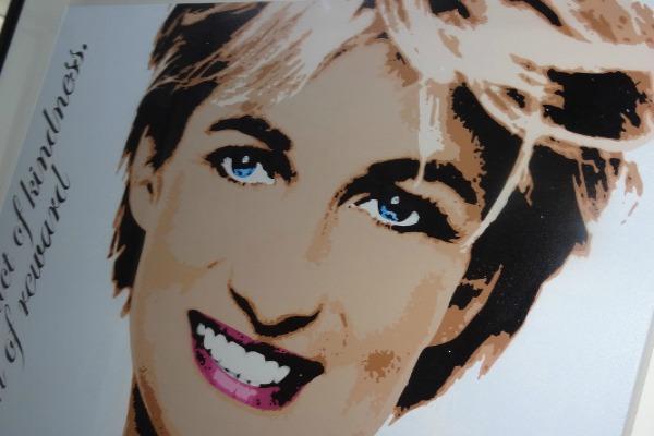 Princess Diana in London, Diana's London, William and Harry, Kensington Palace