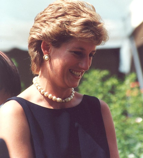 Lady Di Princess Diana in London
