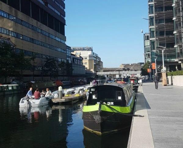GoBoat, Paddington, Merchant Square