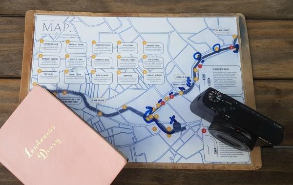 GoBoat, Little Venice, Paddington, London canals, Regent's Park