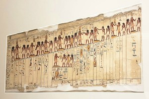 Belzoni, Soane Museum. Egyptology, Sarcophogus