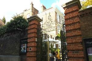 Afternoon Tea London, Burgh House, Hampstead