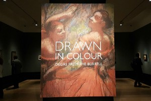 Degas, National Gallery, Art, London