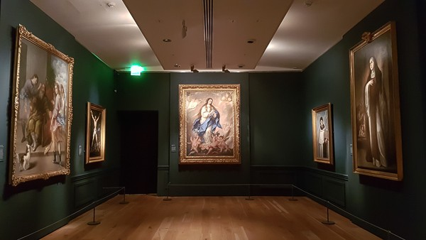 Wallace Collection, Goya to el Greco, London exhibitions