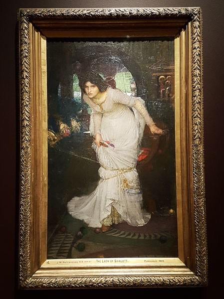 National Gallery, Reflections, London exhibitions