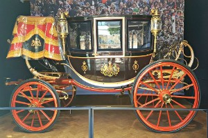 Buckingham Palace, Royal Mews, Royal London