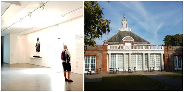 Serpentine Gallery, Sackler Magazine Restaurant, Afternoon Tea London, Kensington Gardens