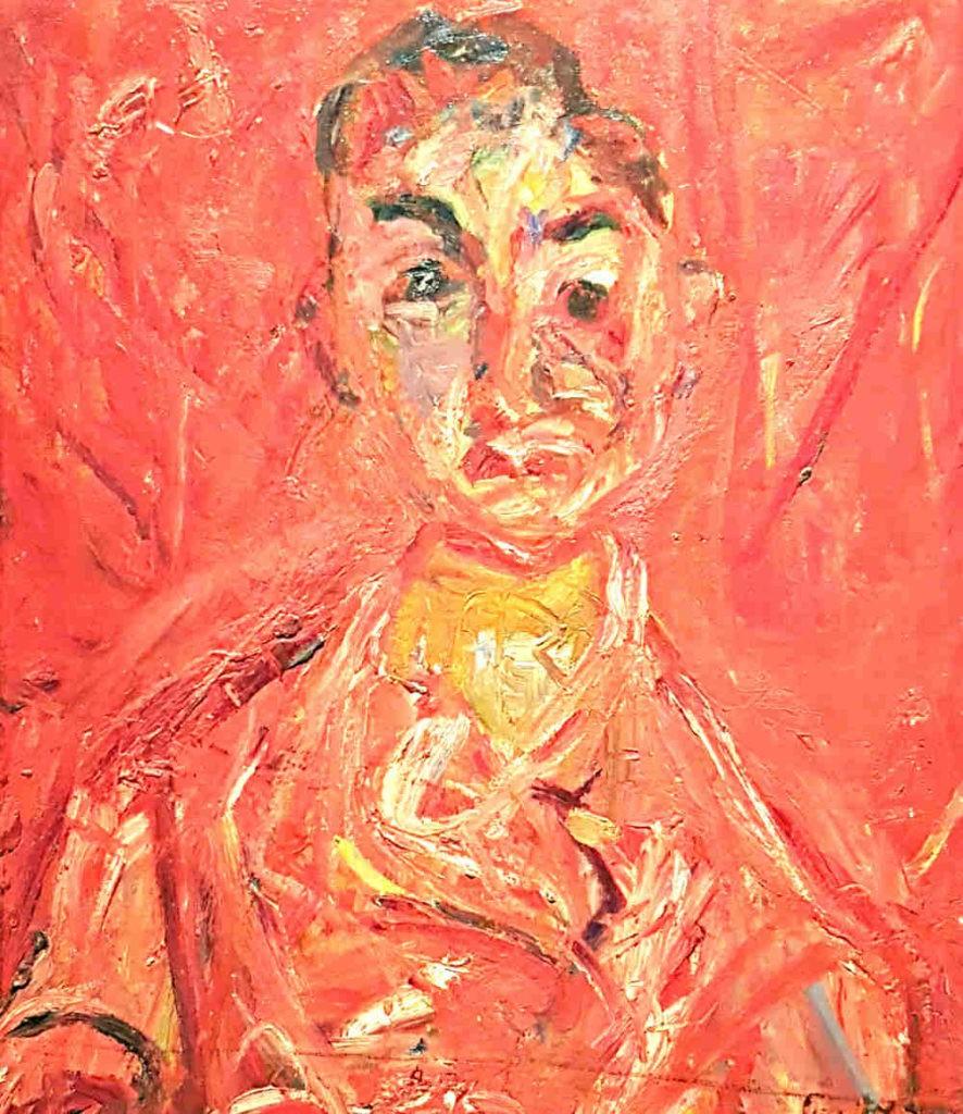Soutine, Courtauld, London exhibition, Butcher Boy