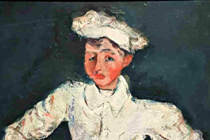 Soutine, Courtauld, London exhibition
