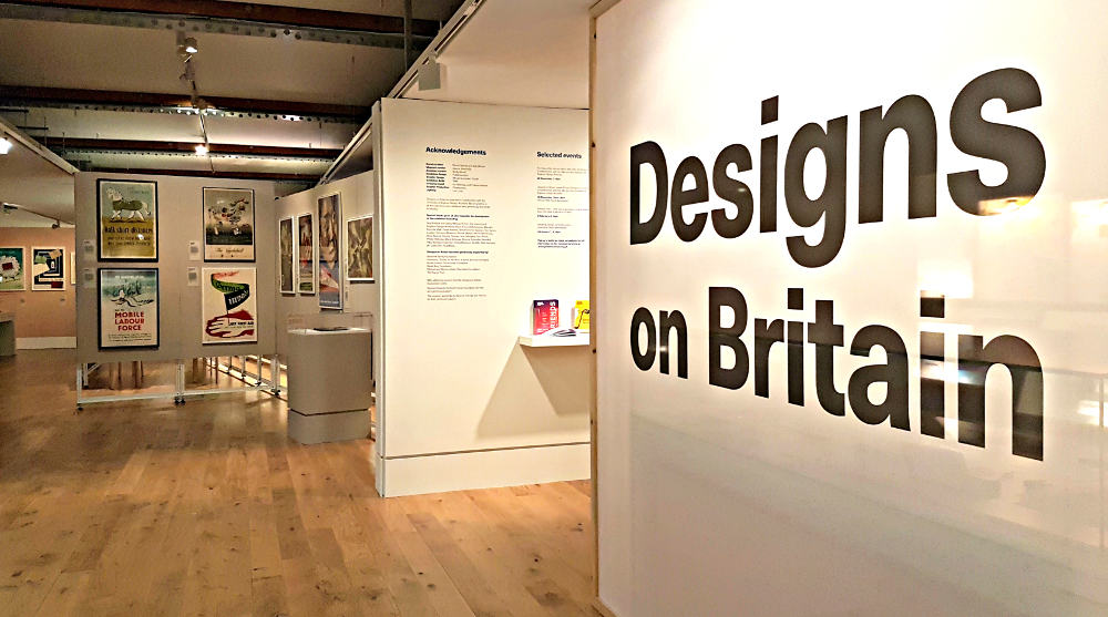 Jewish Museum, London exhibitions in November, Designs on Britain