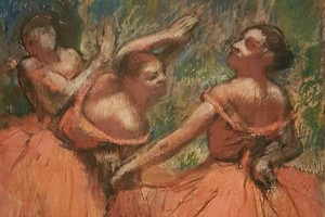 Drawn in Colour,, Degas, National Gallery, London exhibitions in November