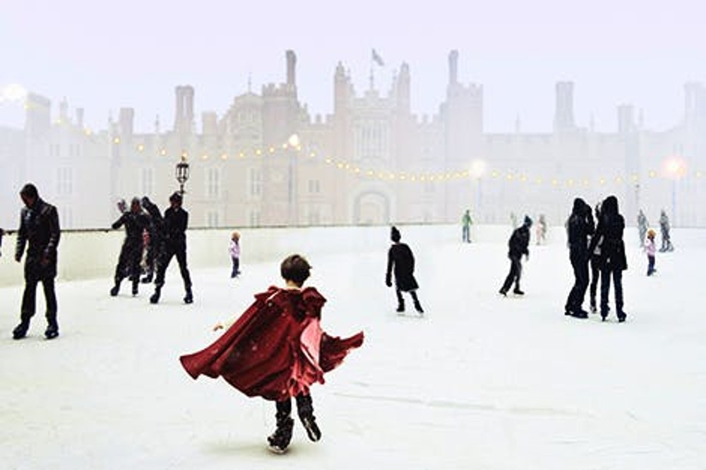 alternative guide to Christmas, Christmas in London 2017, december London, Christmas London shows, Hampton Court Palace