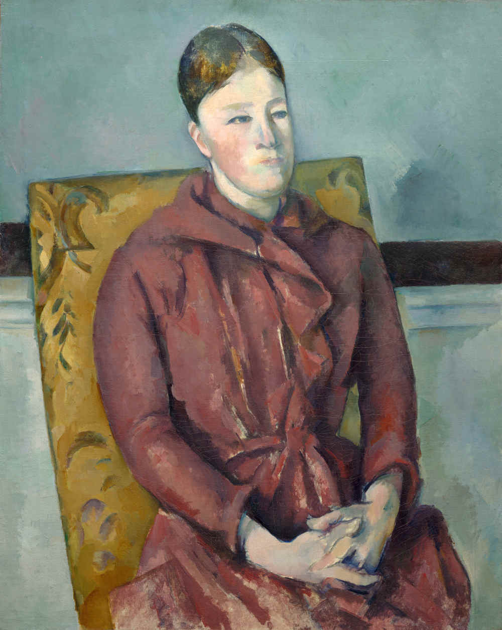 Cezanne portraits, London exhibitions in November, National portrait Gallery