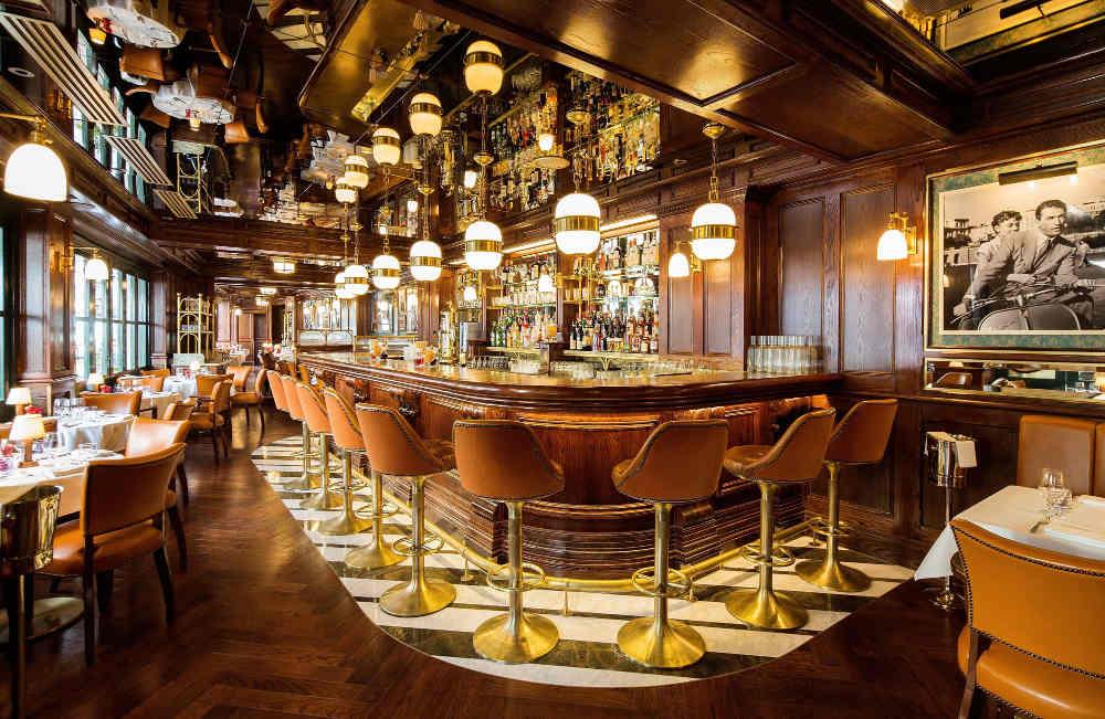 Harry's Dolce Vita, Harry's Bar, Knightsbridge, pizza, negroni