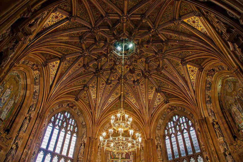 Afternoon Tea at the Houses of Parliament