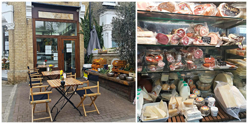 west London restaurants, boat race, where to eat, Mari Deli