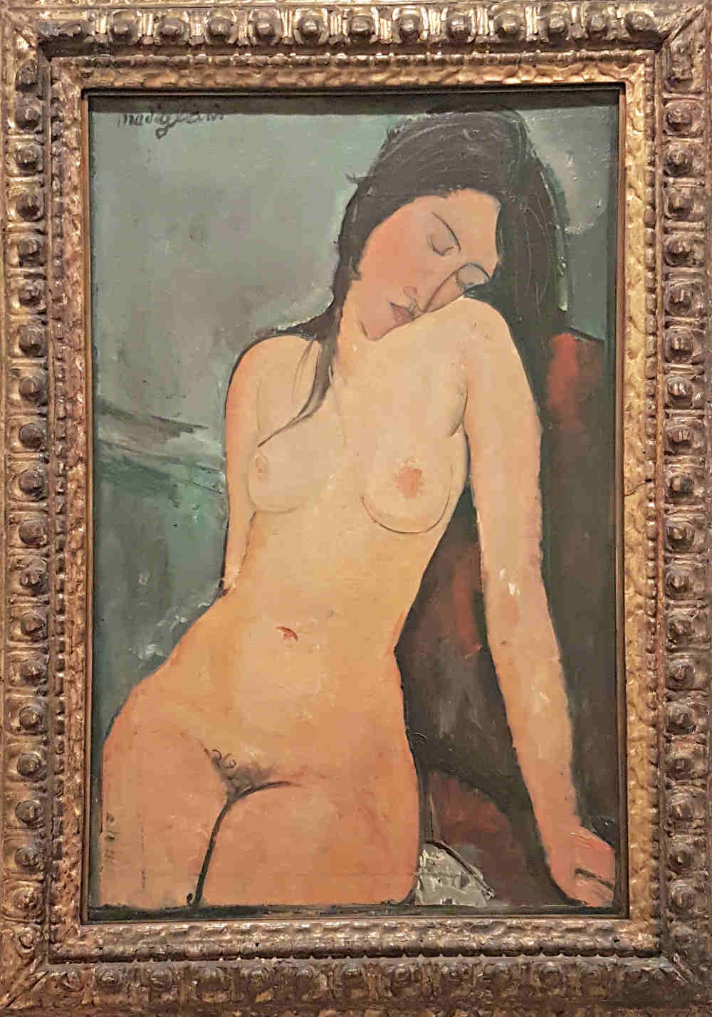 Erotic London, Erotic Art London, Erotic Art in London, Modigliani, Courtauld Gallery