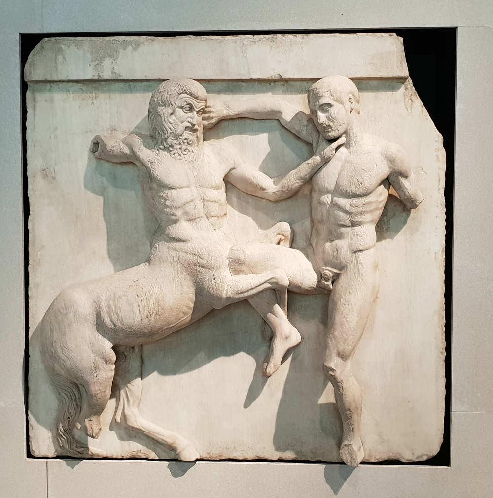 Erotic London, Erotic Art London, Parthenon Sculpture, British Museum, British Museum highlights