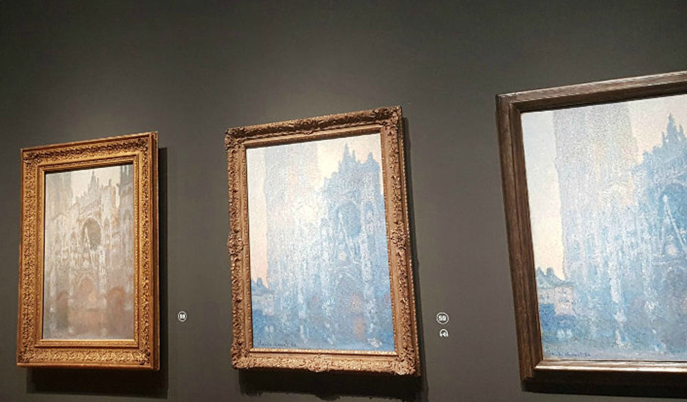 Monet and Architecture, National Gallery, London, Art exhibitions London, Monet