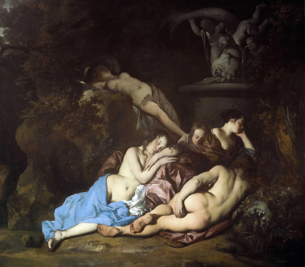 Peter Lely, Dulwich Picture Gallery highlights, British nudes