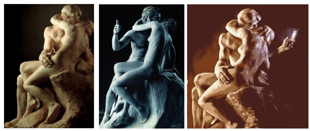 Erotic London, Erotic Art London, Erotic Art in London, The Kiss, Rodin, Tate Britain