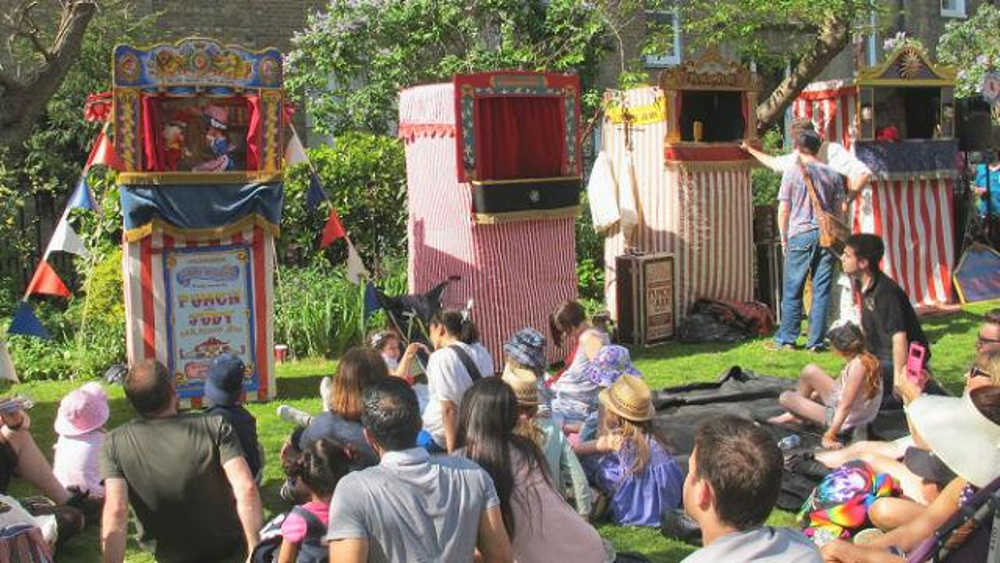 London events, puppet shows London, new openings London May 2018, things to do in London may 2018, punch and judy