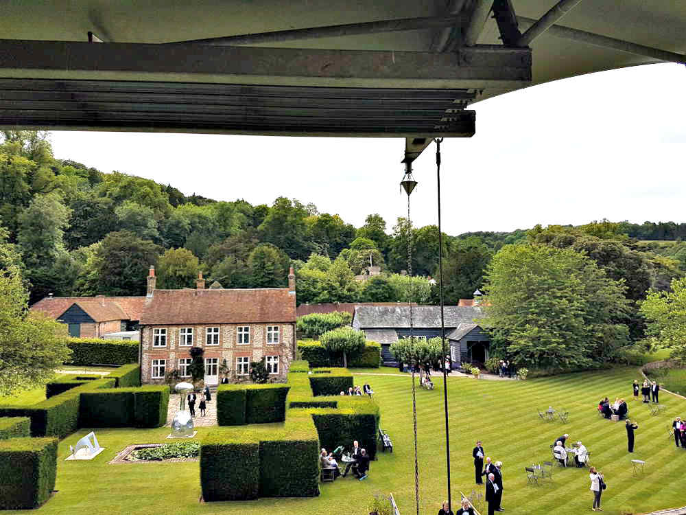 Garsington Opera, opera London, country house opera, wormsley