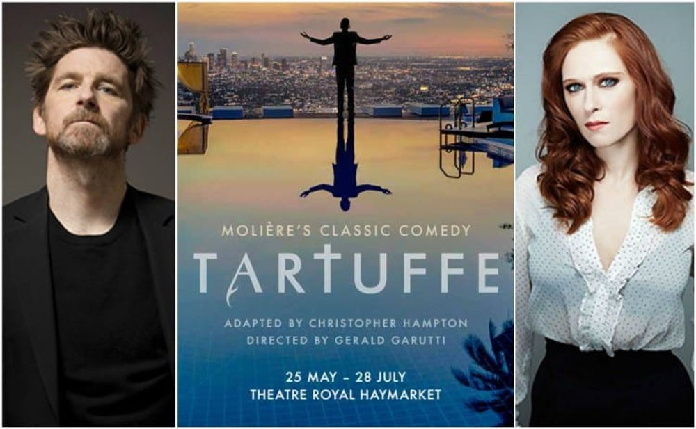 west end, new plays London, new openings London May 2018, things to do in London may 2018, Tartuffe London, Paul Anderson