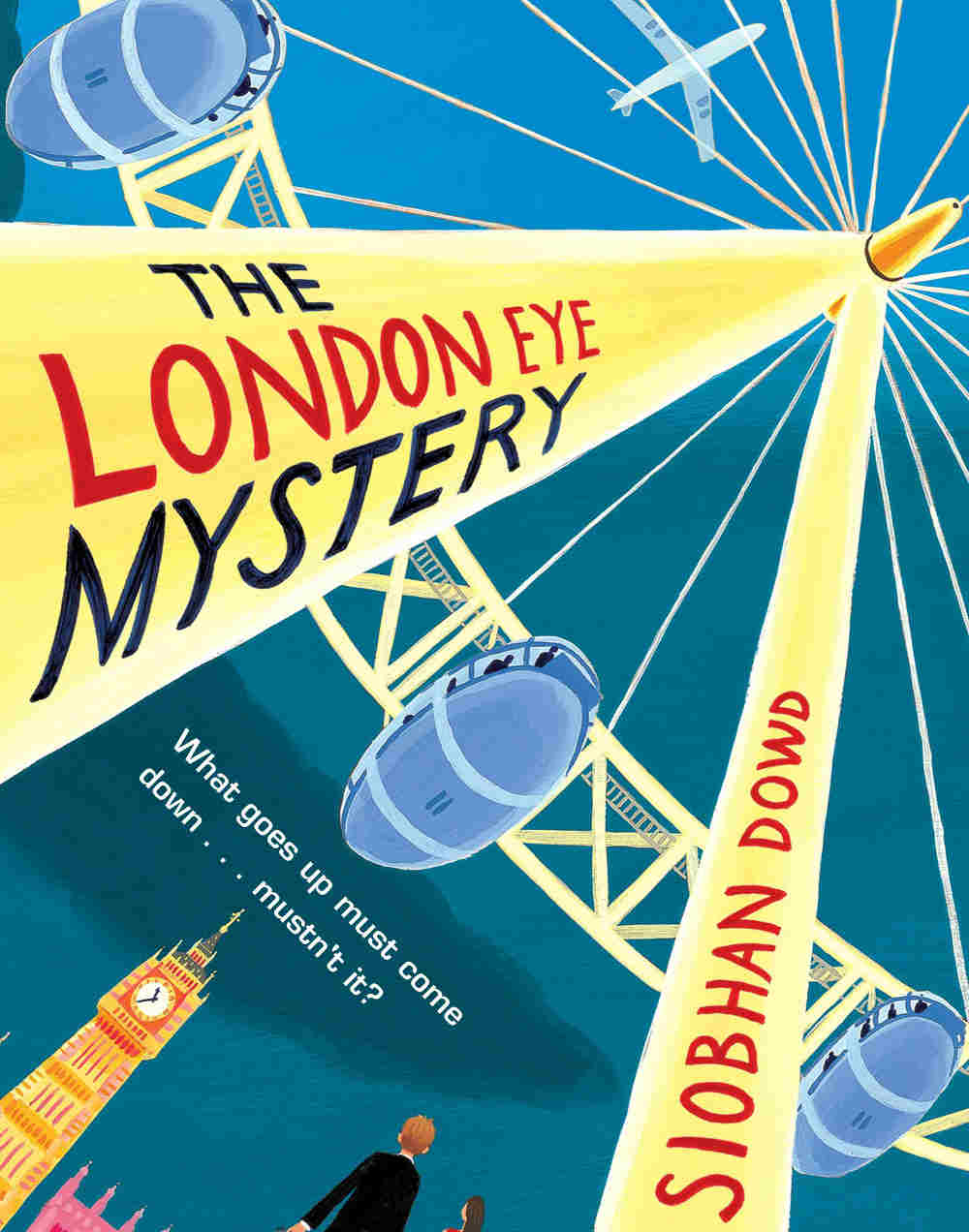 children's books set in London, kids' books set in London, London books for kids, London eye books